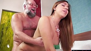 blowjob double-penetration granny kiss mouthful old-and-young oral pornstar pussy