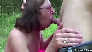 anal facials fuck granny hairy old-and-young outdoor public seduced