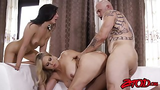 big-tits blonde blowjob boobs big-cock cum handjob huge-cock innocent