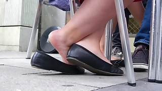 amateur feet foot-fetish high-heels sweet teen