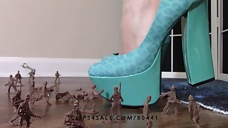 amateur feet fetish foot-fetish high-heels milf monster solo teen