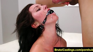 bdsm blowjob casting couch deepthroat fetish pornstar rough slave